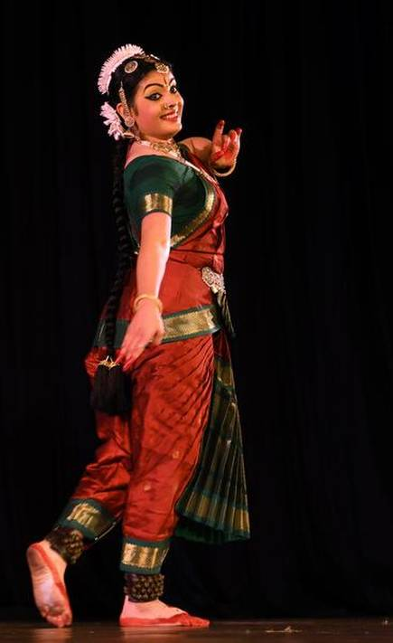 3 Most Popular Bharatanatyam Dance Forms