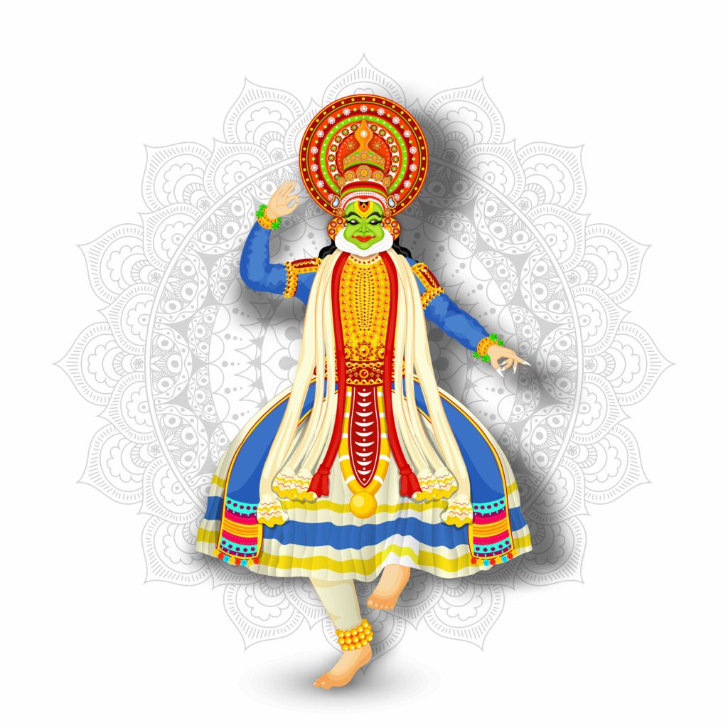 Kathakali Dance - Purpose, History and Main Roles