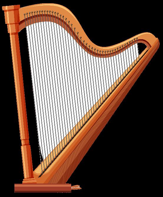 Harp String Instrument