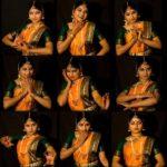 Bharatanatyam Facial Expressions