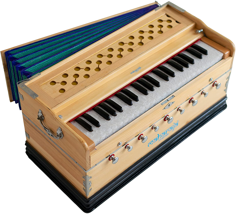 Harmonium - Indian musical instrument