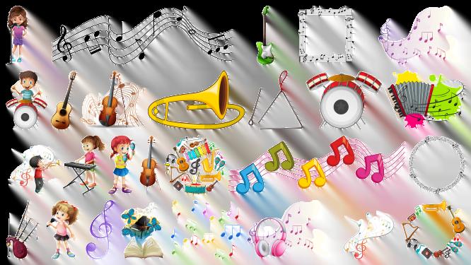 indian music genres kids