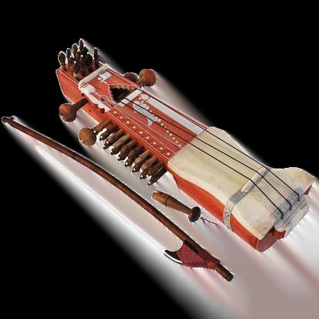 Sarangi string instrument