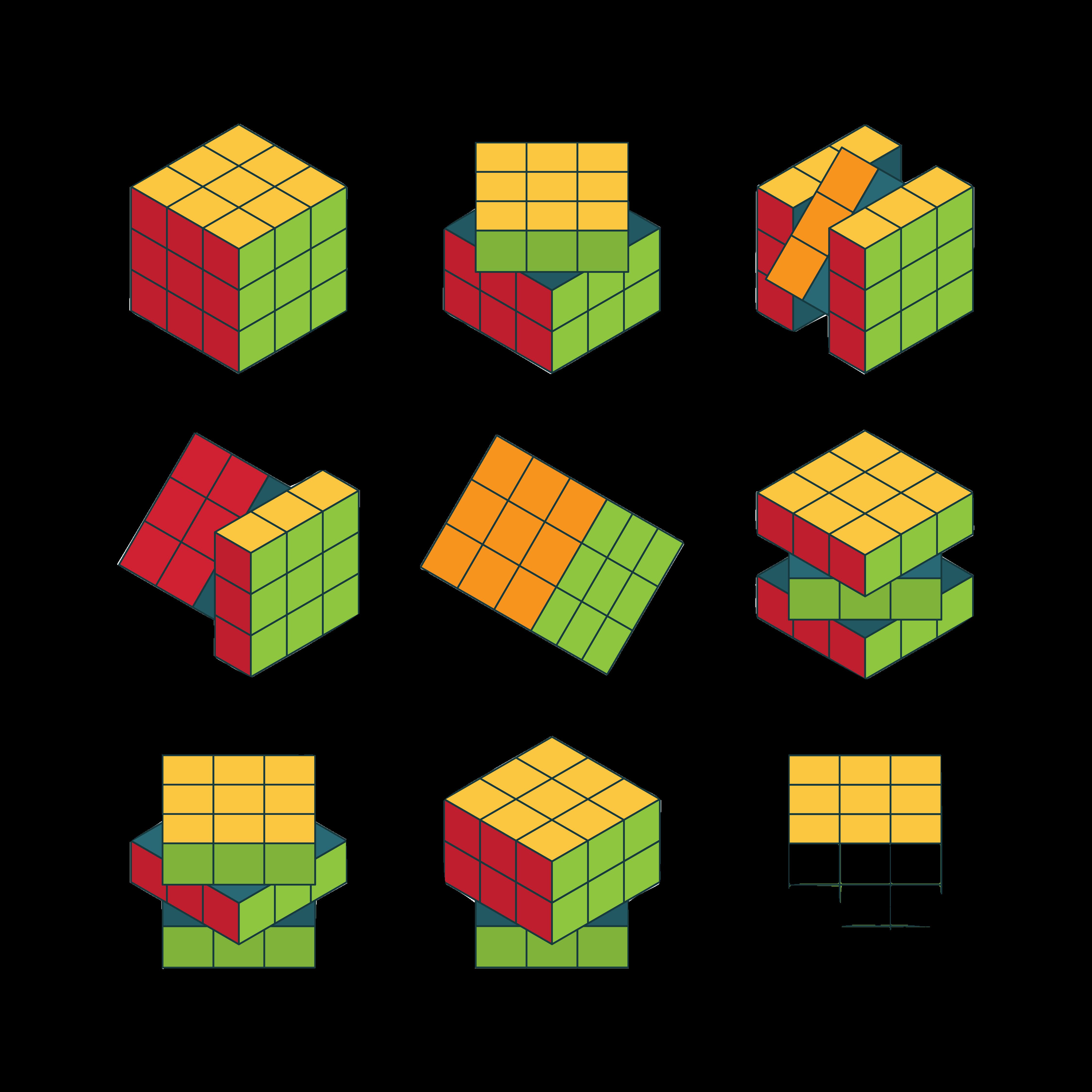Speedcubing: Solving Rubik's Cube