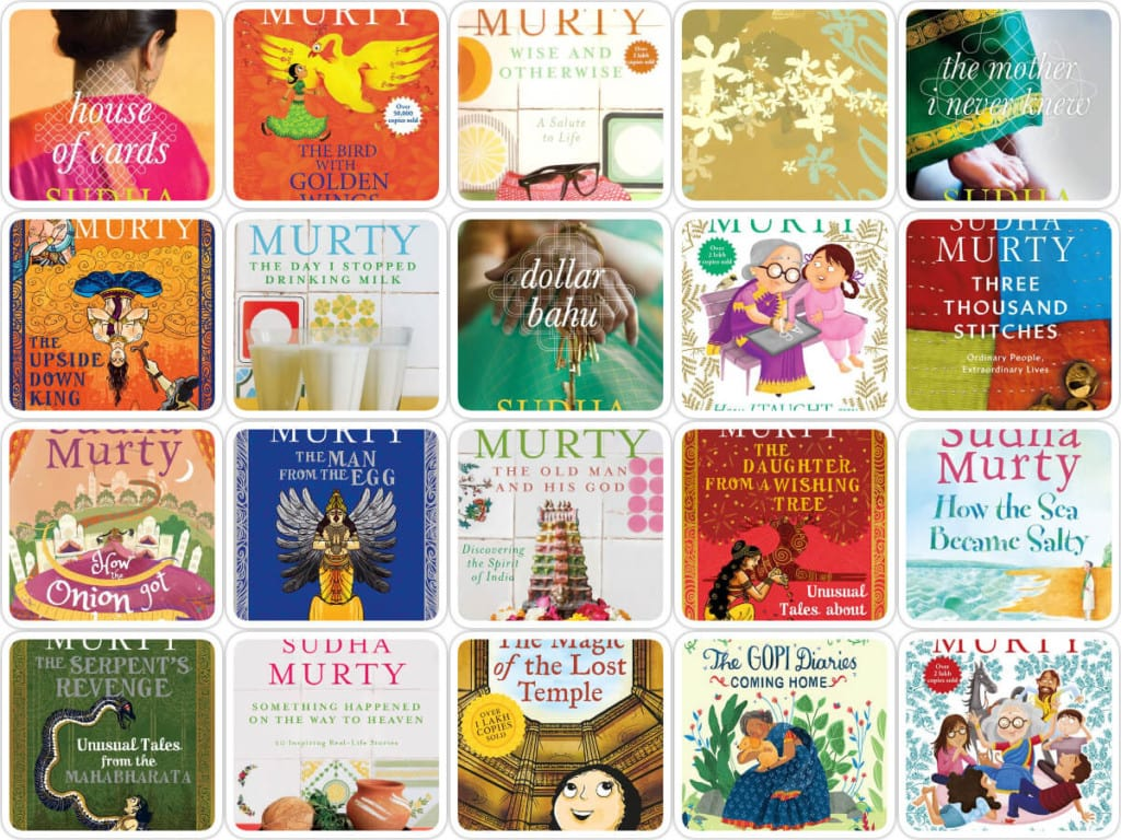 Sudha Murty Books
