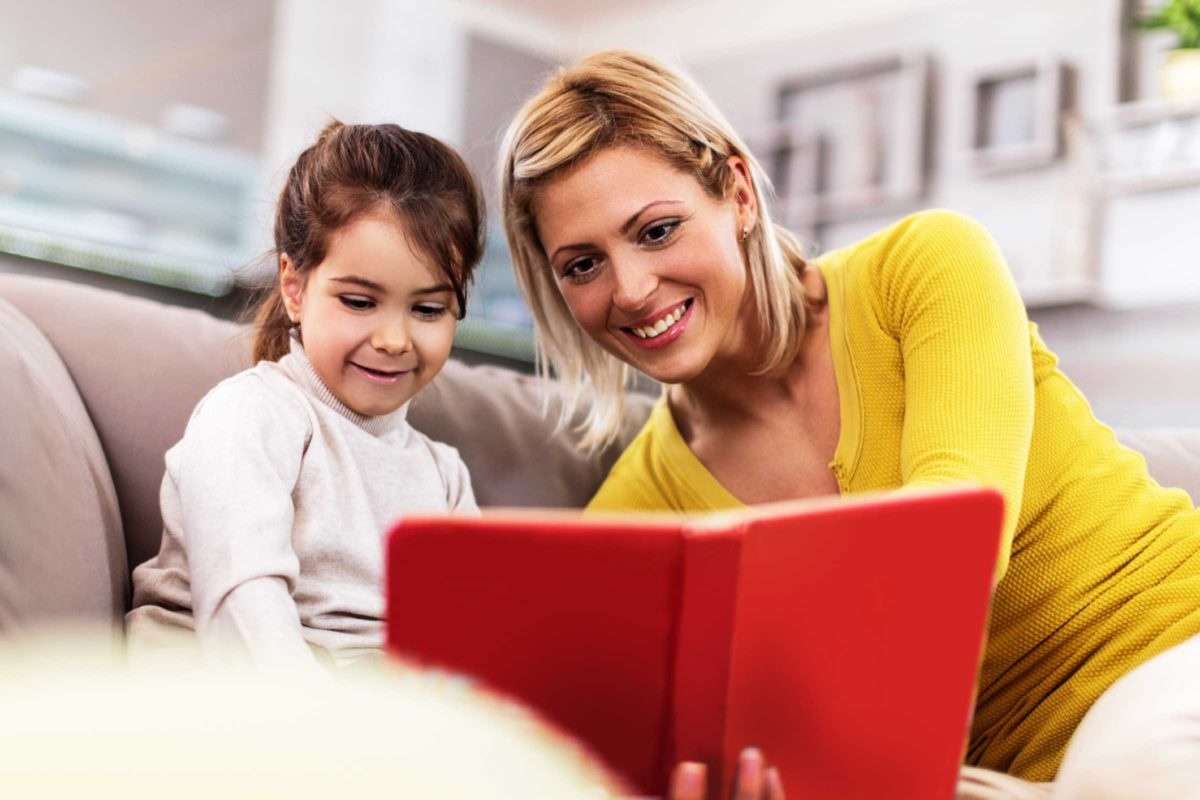 Discover how to raise a reader with Podium School's Parenting tips